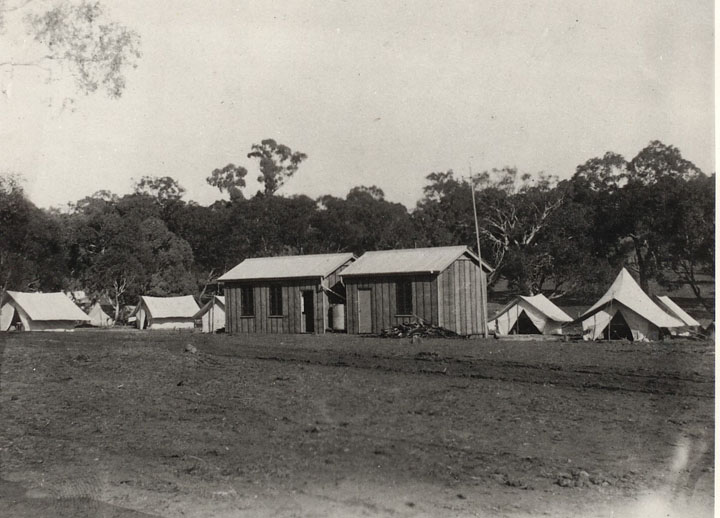 Surveyors' Camp