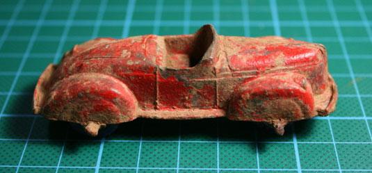 Metal car toy Westlake